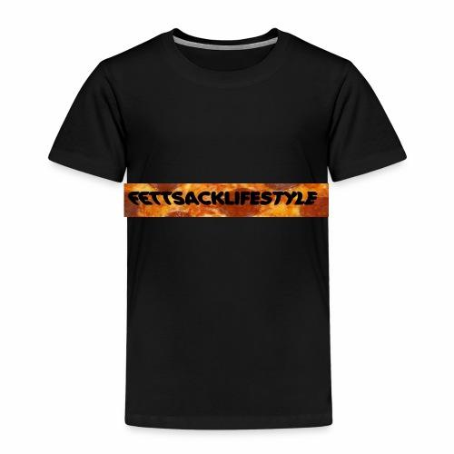 FETTSACKLIFESTYLE - Kinder Premium T-Shirt