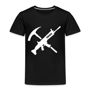 Fortnite Battle Royale Tools of the Trade - Kids' Premium T-Shirt