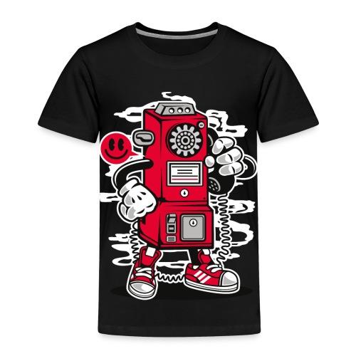 Hello - Kinder Premium T-Shirt
