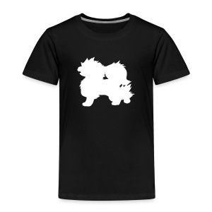 All white Arcanine Merch - T-shirt Premium Enfant