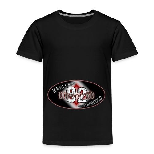 EigthyTwo BLACK - Kinder Premium T-Shirt