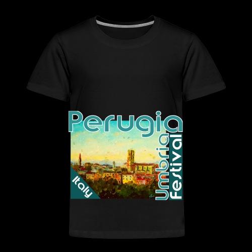 Perugia Umbria Festival Italy - Kinder Premium T-Shirt