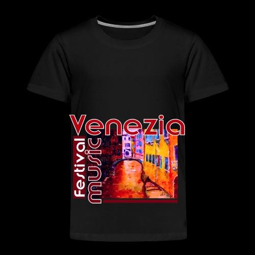 Venezia Festival Music - Kinder Premium T-Shirt