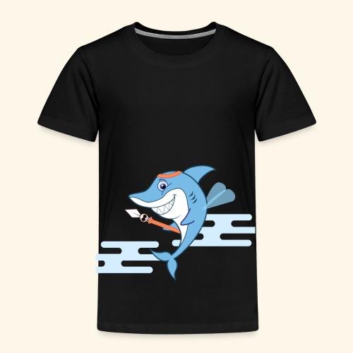The Shark bodyguard - Kids' Premium T-Shirt