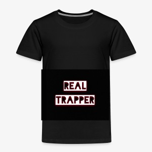 REAL TRAPPER - Kids' Premium T-Shirt