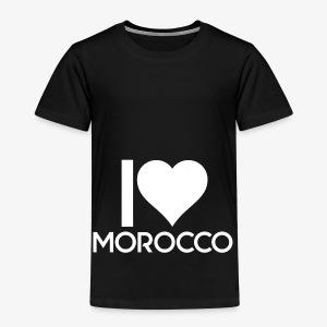 i love Morocco - T-shirt Premium Enfant
