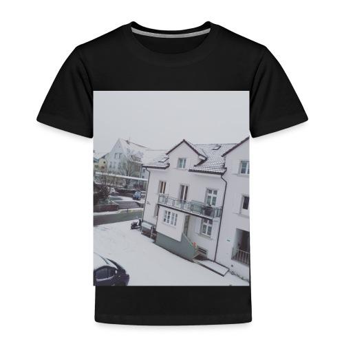 Schnee - Kinder Premium T-Shirt
