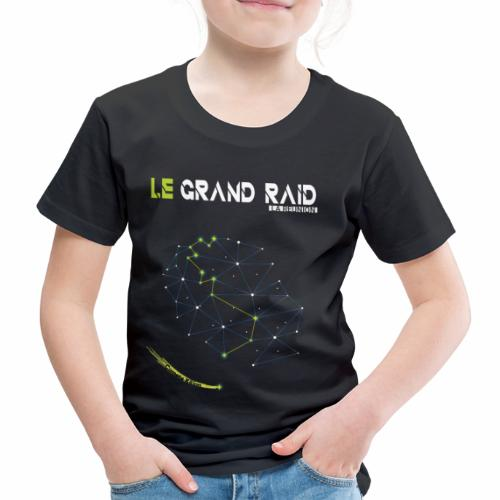 Constellation du grand raid - T-shirt Premium Enfant