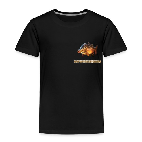 ArtWorksFishing Friedfisch Serie - Kinder Premium T-Shirt