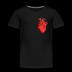 Red Heart - T-shirt Premium Enfant