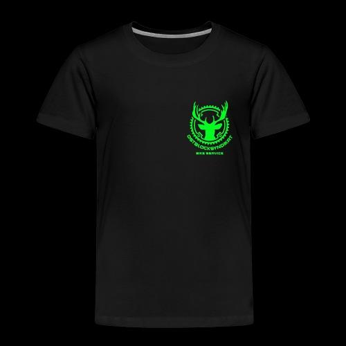 LOGO Grün - Kinder Premium T-Shirt