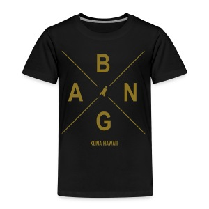 BANG Kona - Kinder Premium T-Shirt