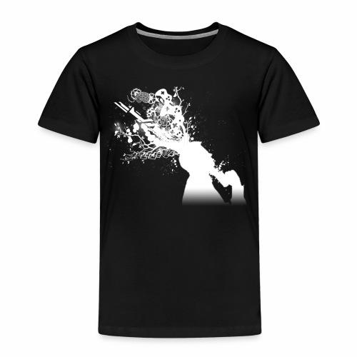 Delusional Games Logo - Kinder Premium T-Shirt