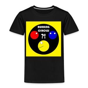 Running Circles - Kinderen Premium T-shirt