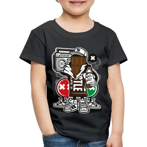 Chocolate Squad - Kinder Premium T-Shirt