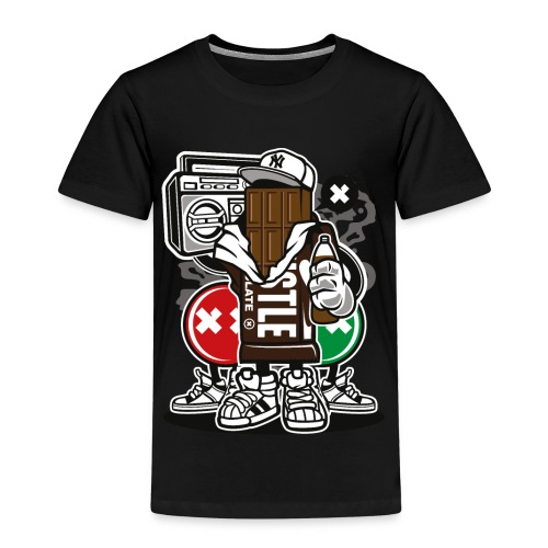 Chocolate Squad - Kinder Premium T-Shirt
