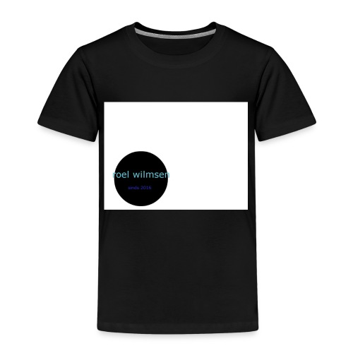 roels logo - Kinderen Premium T-shirt