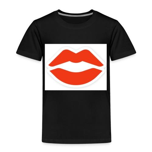 lips - Kinder Premium T-Shirt