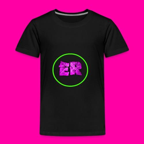 ERWINROZE LOGO - Kinderen Premium T-shirt