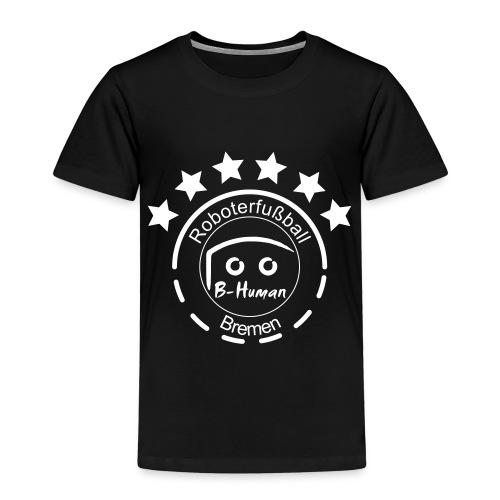 B-Human Roboterfußball Logo - Kinder Premium T-Shirt