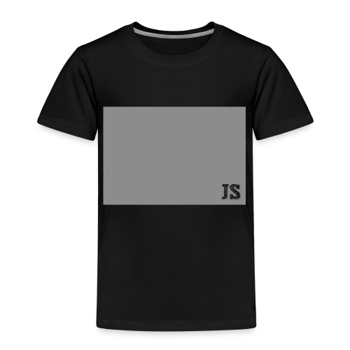 JustSquares Grijs - Kinderen Premium T-shirt