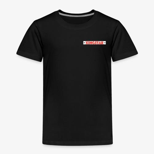 KingStar (RED) - Kinder Premium T-Shirt