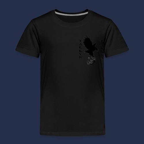 Double Tallyn logo - Kids' Premium T-Shirt