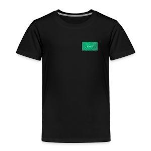 backgrounder - Kinder Premium T-Shirt