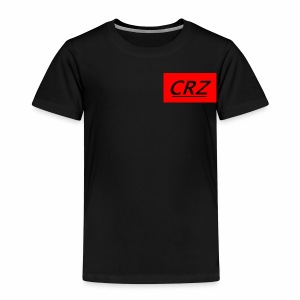 red crz patch - Kids' Premium T-Shirt