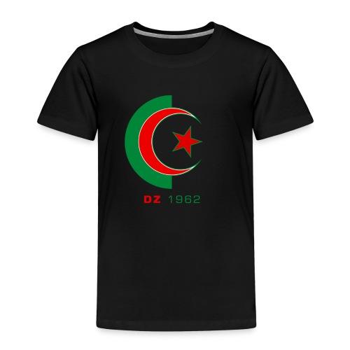 logo 3 sans fond dz1962 - T-shirt Premium Enfant