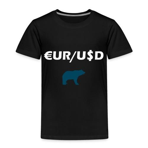 Forex Bear - Kinder Premium T-Shirt