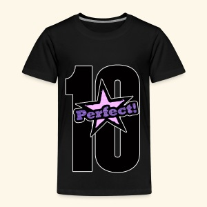 perfect 10 - Kids' Premium T-Shirt