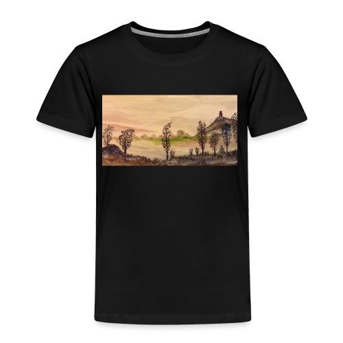 Glastonbury Tor - Kids' Premium T-Shirt
