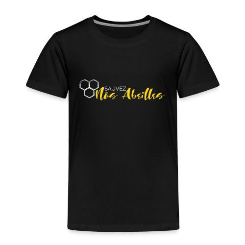SAUVEZ NOS ABEILLES - T-shirt Premium Enfant