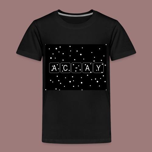 AC-AY - Kinder Premium T-Shirt