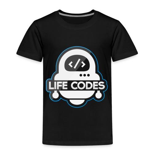 Life Codes Robot - Kids' Premium T-Shirt