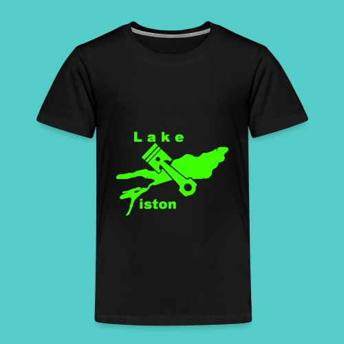 Lakepiston Kollektion II Grün - Kinder Premium T-Shirt