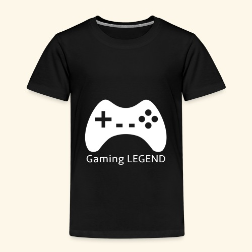 Gaming LEGEND - Kinderen Premium T-shirt