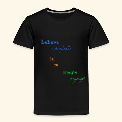 Believe magic - T-shirt Premium Enfant