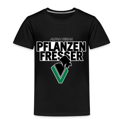 Pflanzenfresser_Bold - Kinder Premium T-Shirt