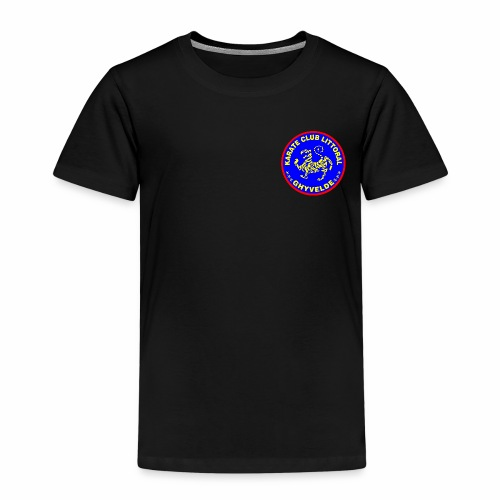 Karaté Littoral Ghyvelde - T-shirt Premium Enfant