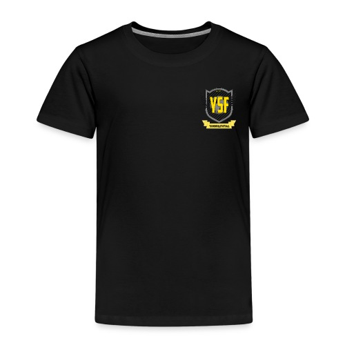 YSF Wappen - Kinder Premium T-Shirt