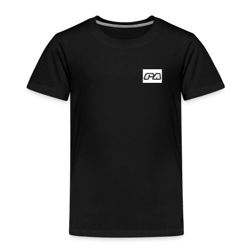 RoshaanRa Offical RA LOGO TSHIRT - Kids' Premium T-Shirt