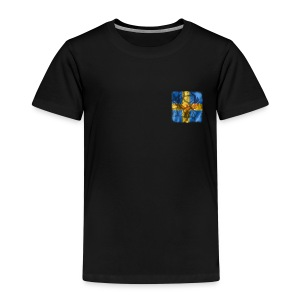 Swedish Phoenix - Premium-T-shirt barn