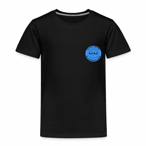 Bureau secret du handballeur - T-shirt Premium Enfant