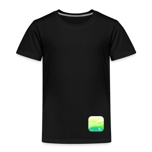 Electric Smog Harmony - 5D hyperwave - Kinder Premium T-Shirt