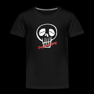 Originallippaz_Skull - Kinder Premium T-Shirt
