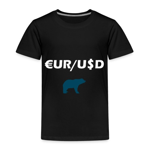 Forex Bear - Kinder Premium T-Shirt