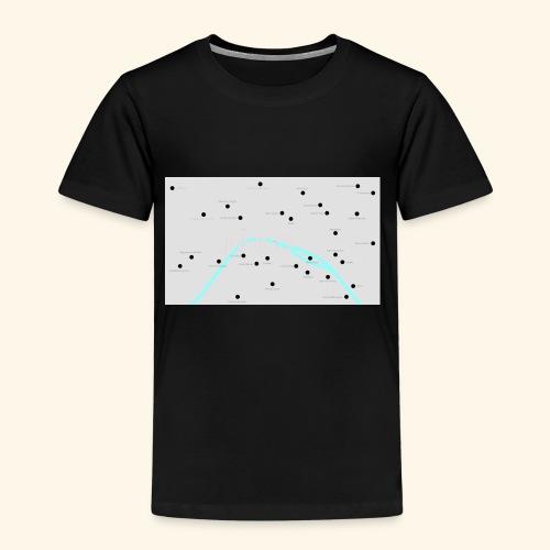 Paris - Maglietta Premium per bambini