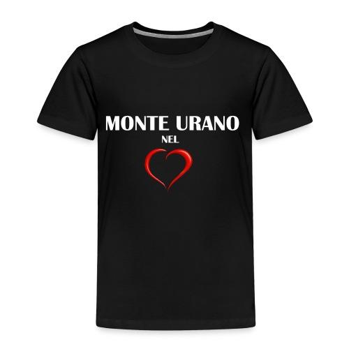 Monte Urano nel Cuore - Maglietta Premium per bambini